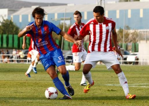 CE L'Hospitalet – Club Atletico de Madrid (Football. Copa del Rey. 1/16)